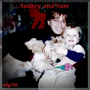 Audrey and Sam